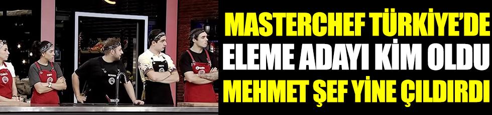 MasterChef Türkiye dokunulmazlık oyununu kim aldı. 22 Ekim 2020 MasterChef Türkiye bireysel dokunulmazlığı kim kazandı, hangi yarışmacı eleme adayı oldu? Mehmet Şef yine çıldırdı