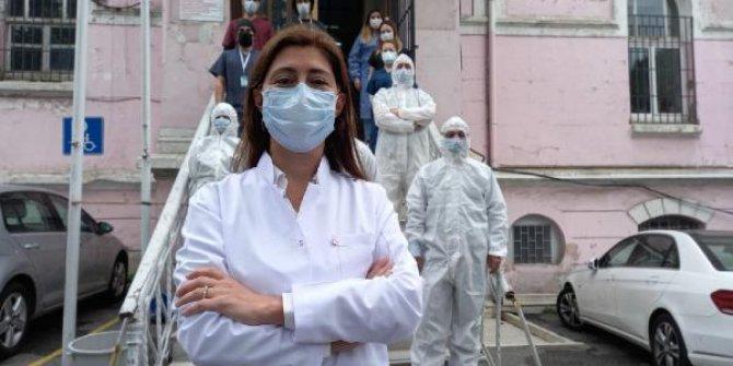 Kadıköy İlçe Sağlık Müdürü İstanbul'da korona virüsün nasıl yayıldığını açıkladı. Sağlık Bakanı Koca, vakaların yüzde 40'ı İstanbul'da demişti.