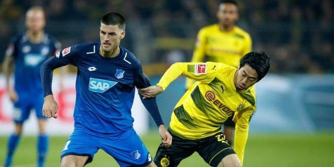 Karısı öyle bir müjde verdi ki Hoffenheim'lı Grillitsch 2. yarıya çıkmadı. UEFA Avrupa Ligi maçında yaşandı