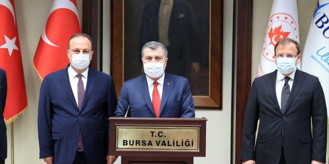 Sağlık Bakanı Koca açıkladı. İBB Başkanı Ekrem İmamoğlu ile görüşecek