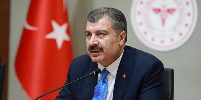 Sağlık Bakanı Fahrettin Koca kötü haberi Bursa'dan verdi. Salgın tüm Türkiye'de tırmanışa geçti