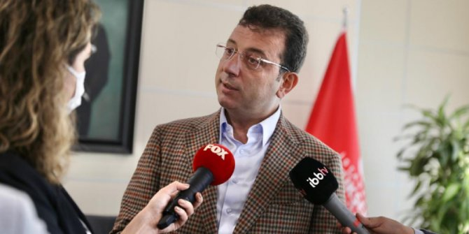 Fahrettin Koca'nın düzenlediği toplantıya çağrılmayan Ekrem İmamoğlu'ndan ilk açıklama