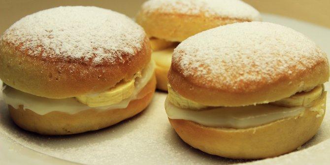 Gelinim Mutfakta Muzlu Alman pastası tarifi. Muzlu Alman pastası nasıl yapılır? Alman pastası tarifi