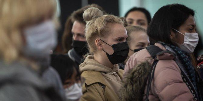 Fransa'da korona virüs hasta sayısı 1 milyonu geçti
