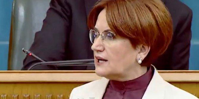 İYİ Parti Genel Başkanı Meral Akşener, Erdoğan'a Cumhuriyet'i kuranlara laf ediyorsun sözlerini hatırlattı