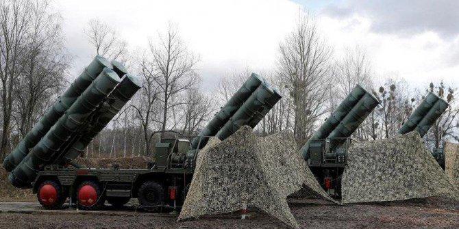 Pentagon Türkiye'yi s-400 testinden dolayı en güçlü şekilde kınadı