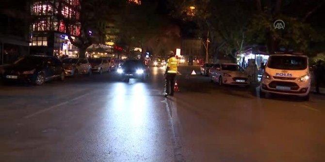 Ankara'daki asayiş uygulamasında FETÖ hükümlüsü yakalandı