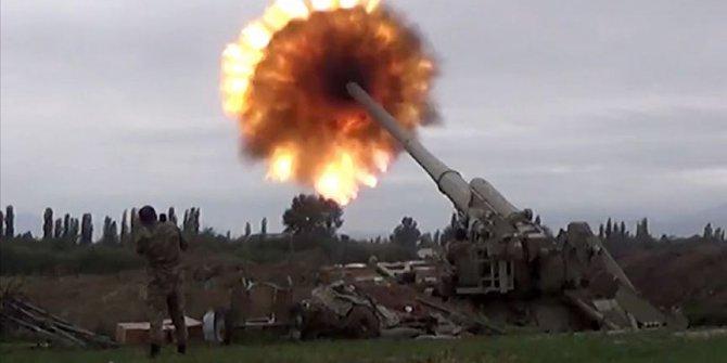 Azerbaycan ordusundan Ermenistan'a ağır darbe. İletişimi kestiler