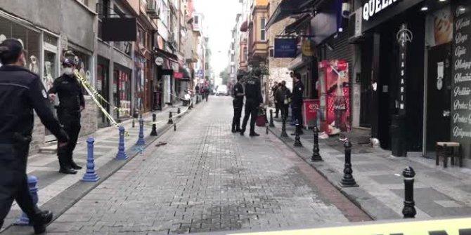 Kadıköy'de silahlı kavga: 1 kişi yaralandı