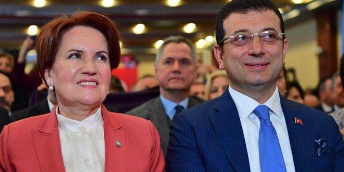 İYİ Parti Genel Başkanı Meral Akşener'den Ekrem İmamoğlu'na geçmiş olsun mesajı