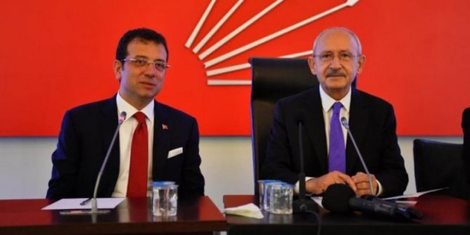 Kılıçdaroğlu İmamoğlu'na geçmiş olsun diledi