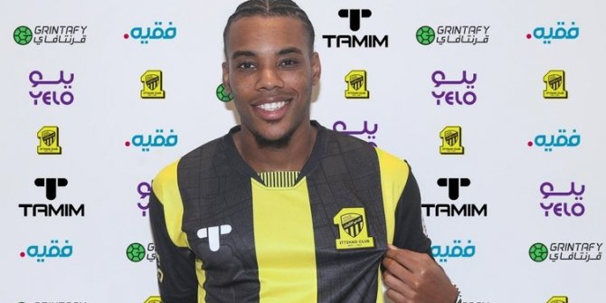 Garry Rodrigues Al-Ittihad'a döndü