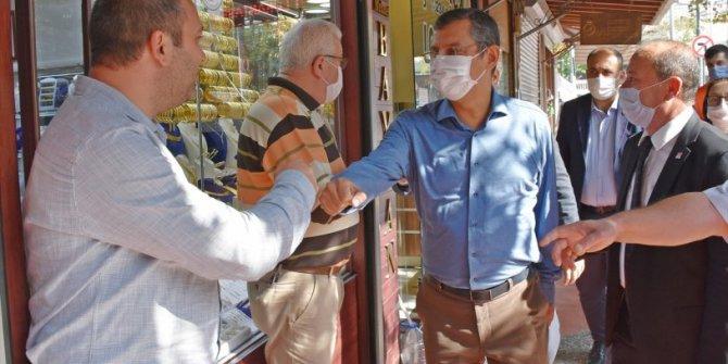 CHP'li Özgür Özel'den Mustafa Sarıgül sorusuna yanıt