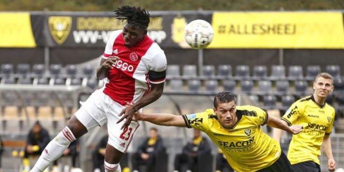 Ajax, gözünün yaşına bakmadı! VVV-Venlo 0-13 Ajax