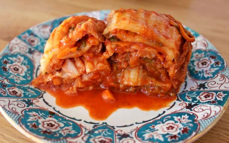 Kore turşusu Kimchi nedir, nasıl yapılır?