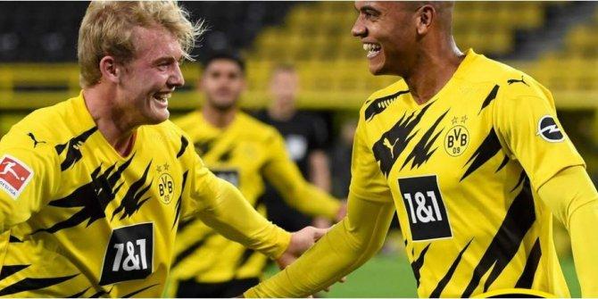 Ruhr Derbisi'nde kazanan Dortmund oldu