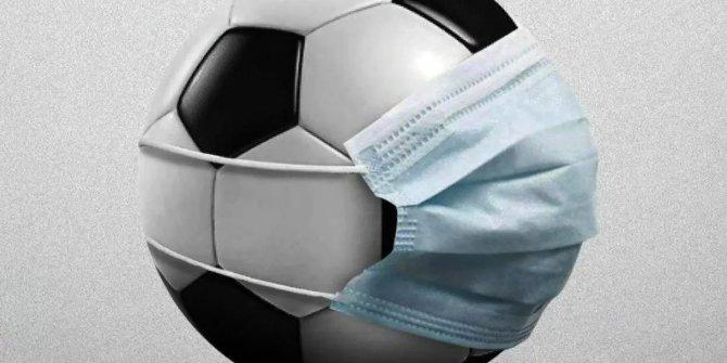 24 futbolcu koronaya yakalandı, maç ertelendi
