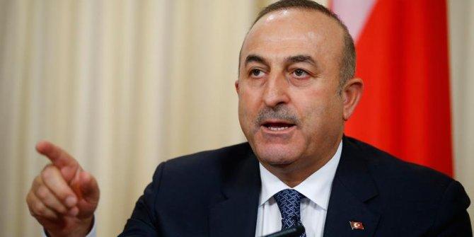 Dışişleri Bakanı Mevlüt Çavuşoğlu'ndan 29 Ekim mesajı
