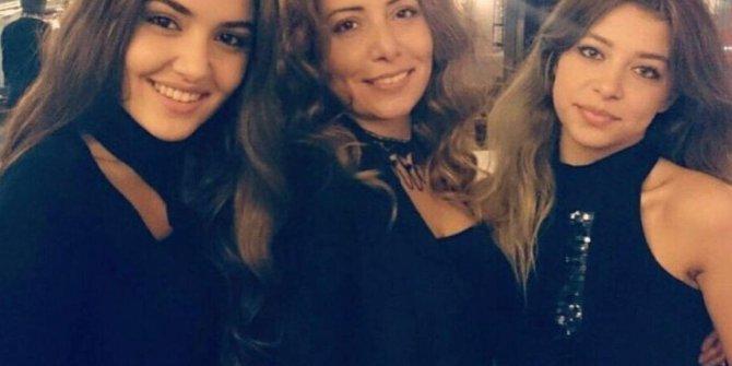 Hande Erçel kansere yenik düşen annesi Aylin Erçel'in doğum gününü böyle kutladı