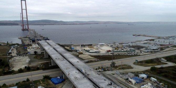 2022'de açılıyor transit İstanbul trafiğini de rahatlatacak