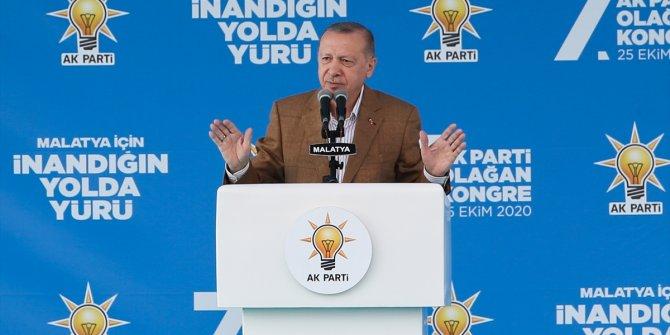 Erdoğan'dan ABD'ye yaptırım tepkisi