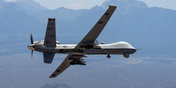 Husilerden Suudi Arabistan'daki hava üssüne SİHA saldırısı