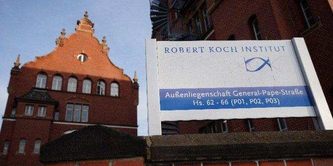 Almanya'da Robert Koch Enstitüsü binasına saldırı
