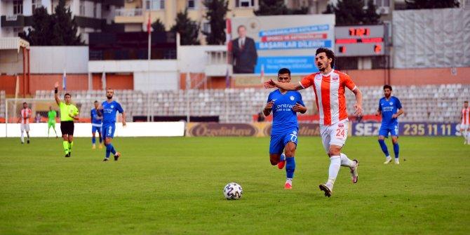 Adanaspor, Tuzla'yı rahat geçti