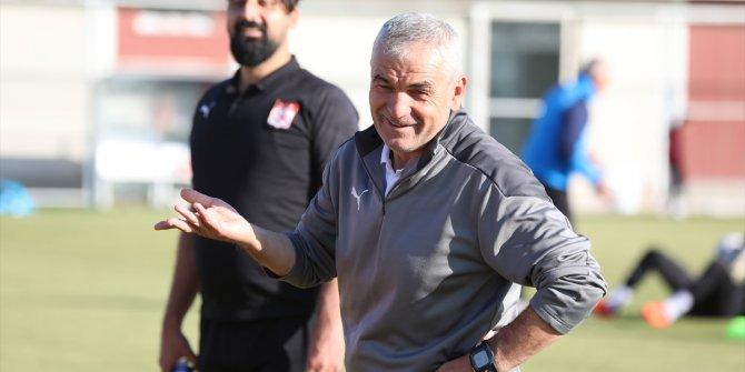 Sivasspor'da Rizespor maçı hazırlıkları noktalandı