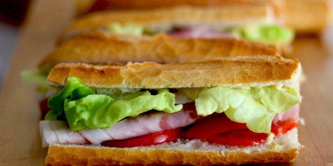 Gençlerin sandviç keyfi 12 bin liraya mal oldu