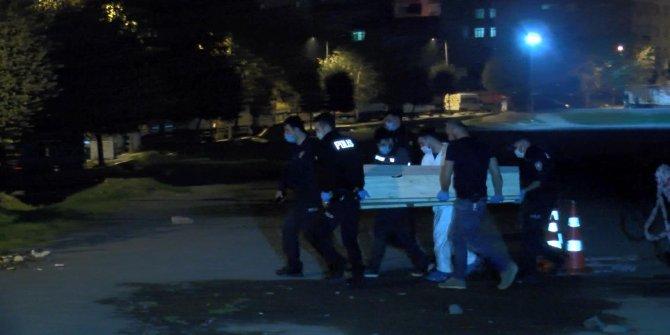 Bağcılar'da erkek cesedi yanında tabancayla bulundu
