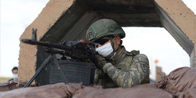 Barış Pınarı Bölgesi'nde 3 terörist öldürüldü
