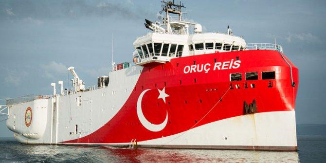 Oruç Reis Antalya Limanı'na geri döndü