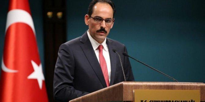 Kalın: Türkiye Azerbaycan'ın yanında olmaya devam edecek
