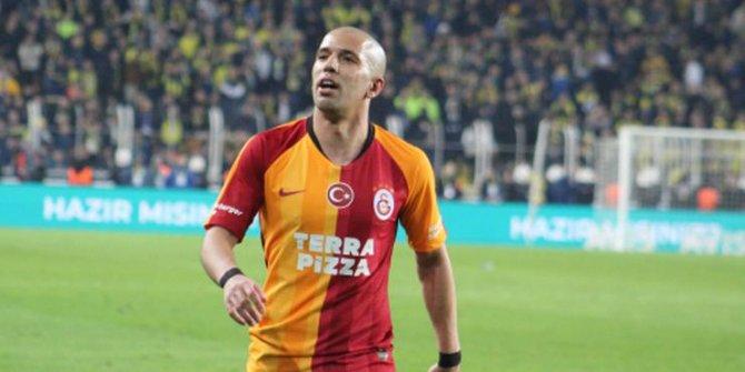 Feghouli ayrılıyor