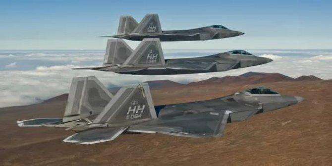 Şark kurnazı İsrail, BAE'ye F-35 karşılığı ABD'den F-22 istedi
