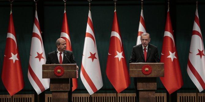 Erdoğan ve Tatar'dan ortak açıklama