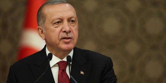 Cumhurbaşkanı Erdoğan'dan Hatay paylaşımı. Mücadelemizi sürdüreceğiz