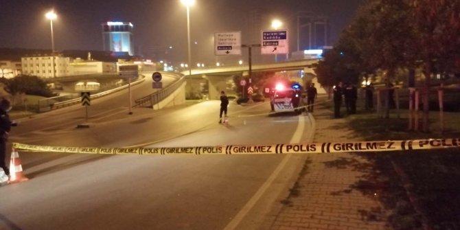 İstanbul'da ilginç olay. Maltepe'de yabancı uyruklu kadın ve adama kurşun yağdırdılar