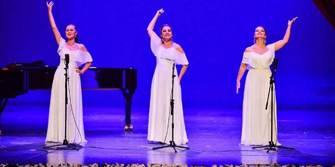 Antalya Devlet Opera ve Balesi 3 Soprano konseri düzenleyecek