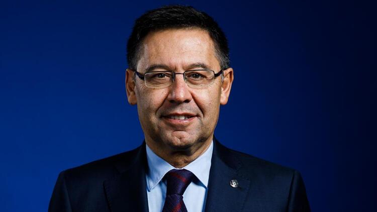 Barcelona'da deprem Josep Bartomeu istifa etti