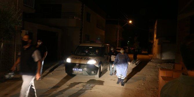 İzmir'de kaybolan kız çocuğu bulan polisler şok oldu.