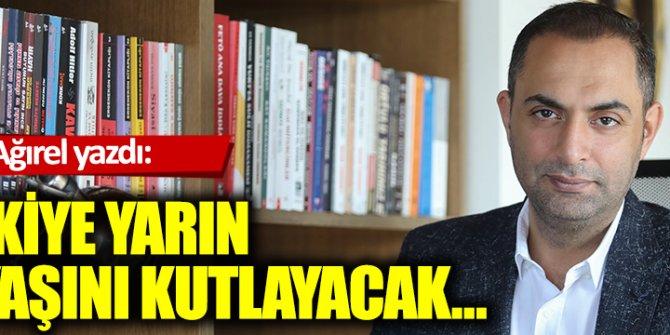 Türkiye yarın 97. yaşını kutlayacak…