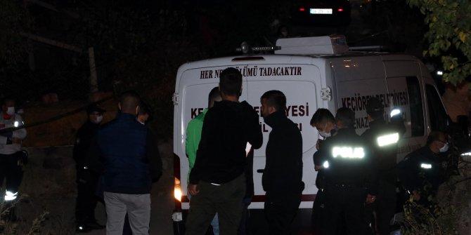Ankara'da evinin penceresinde otururken gelen ölüm