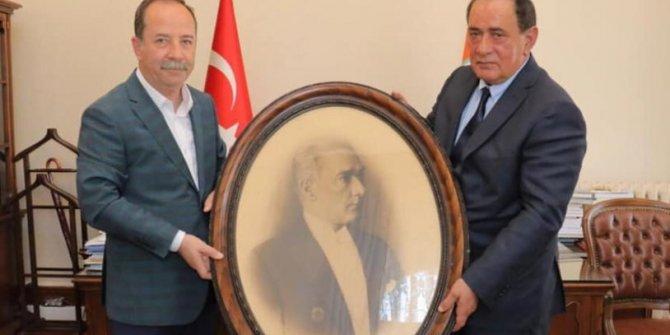 CHP'de Çakıcı'yı ağırlayan Recep Gürkan'a inceleme