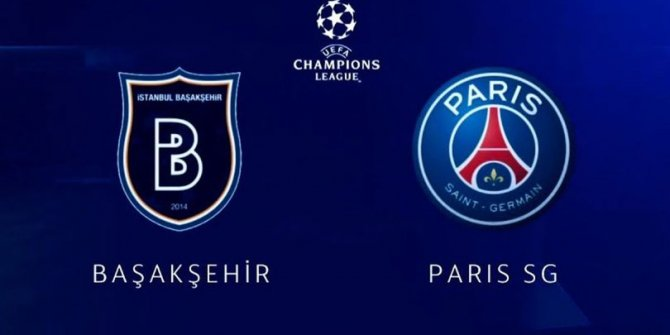 Başakşehir Paris Saint Germain maçı hangi kanalda, saat kaçta? Maç şifresiz mi