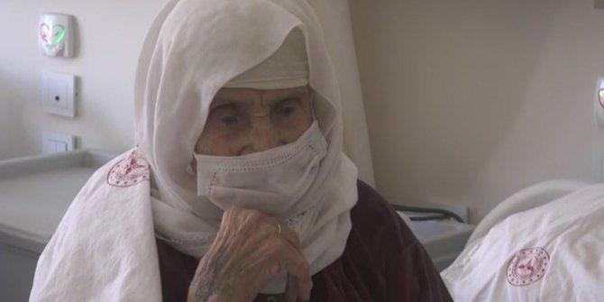 120 yaşındaki Menica Üncü korona virüsü yendi. Kızı, annesinin koronayı nasıl yendiğini açıkladı