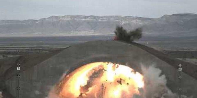 ABD'den İsrail'e 14 bin tonluk bomba hediye