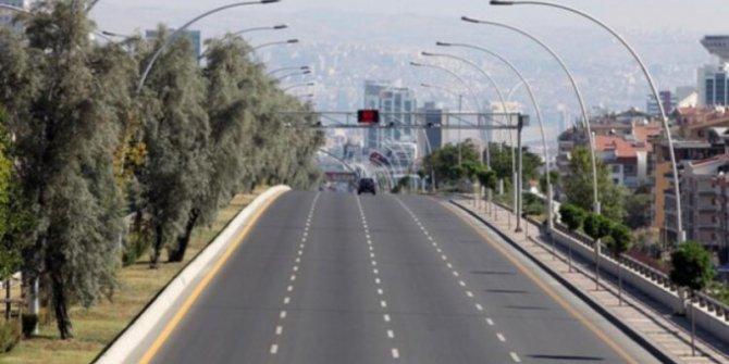Ankaralılar dikkat. 29 Ekim'de bu yollar kapalı