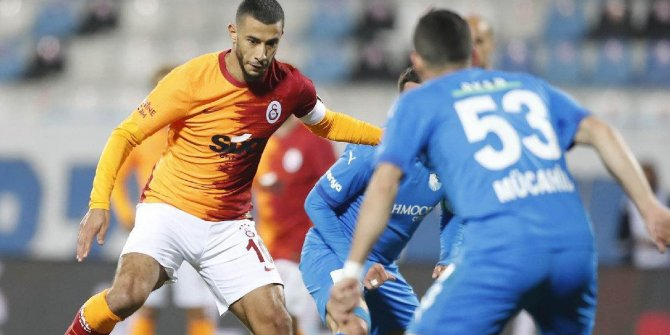 Galatasaray'de Belhanda depremi! 3 hafta yok